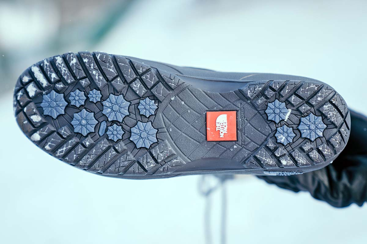 The North Face Shellista II Mid (traction)