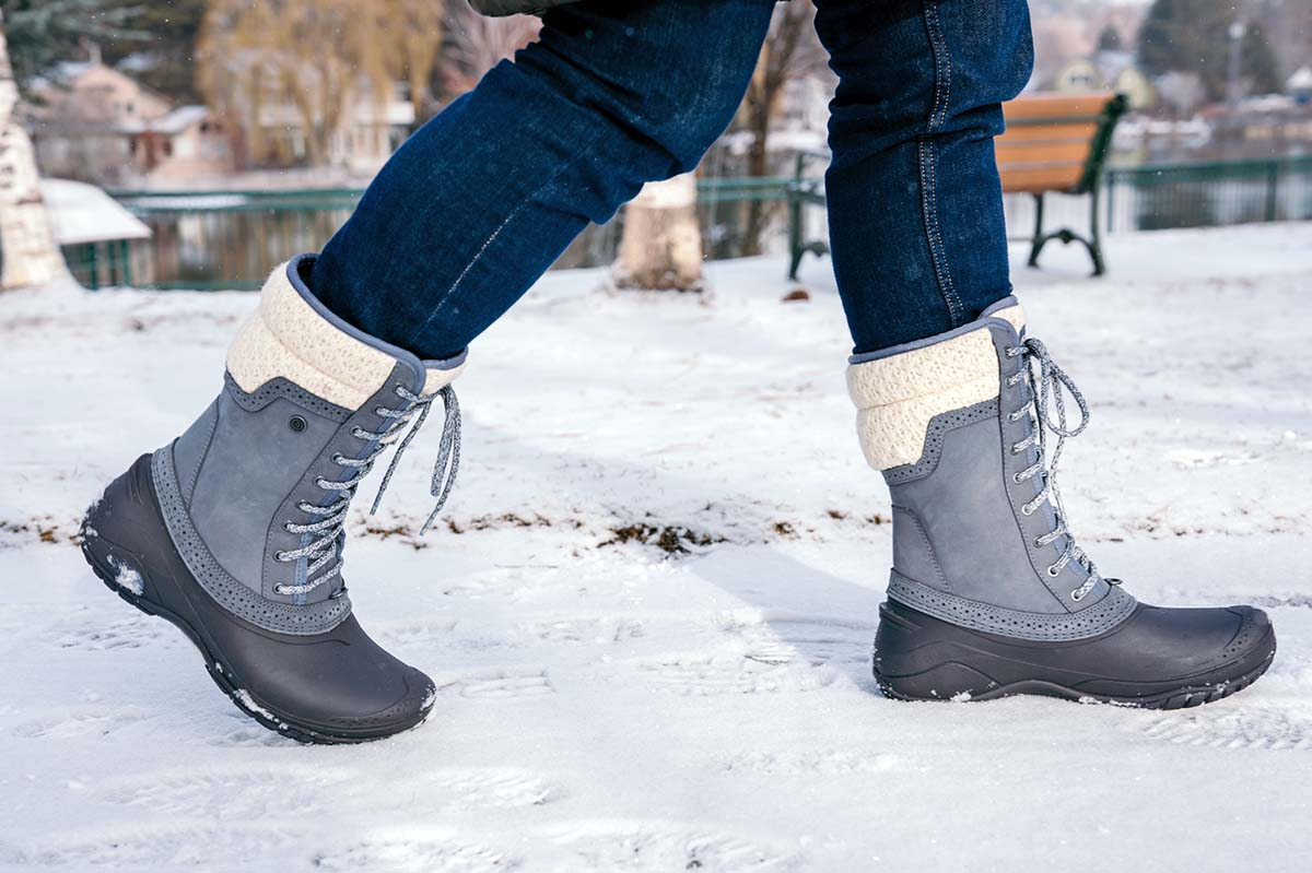 The North Face Shellista II Mid (walking)