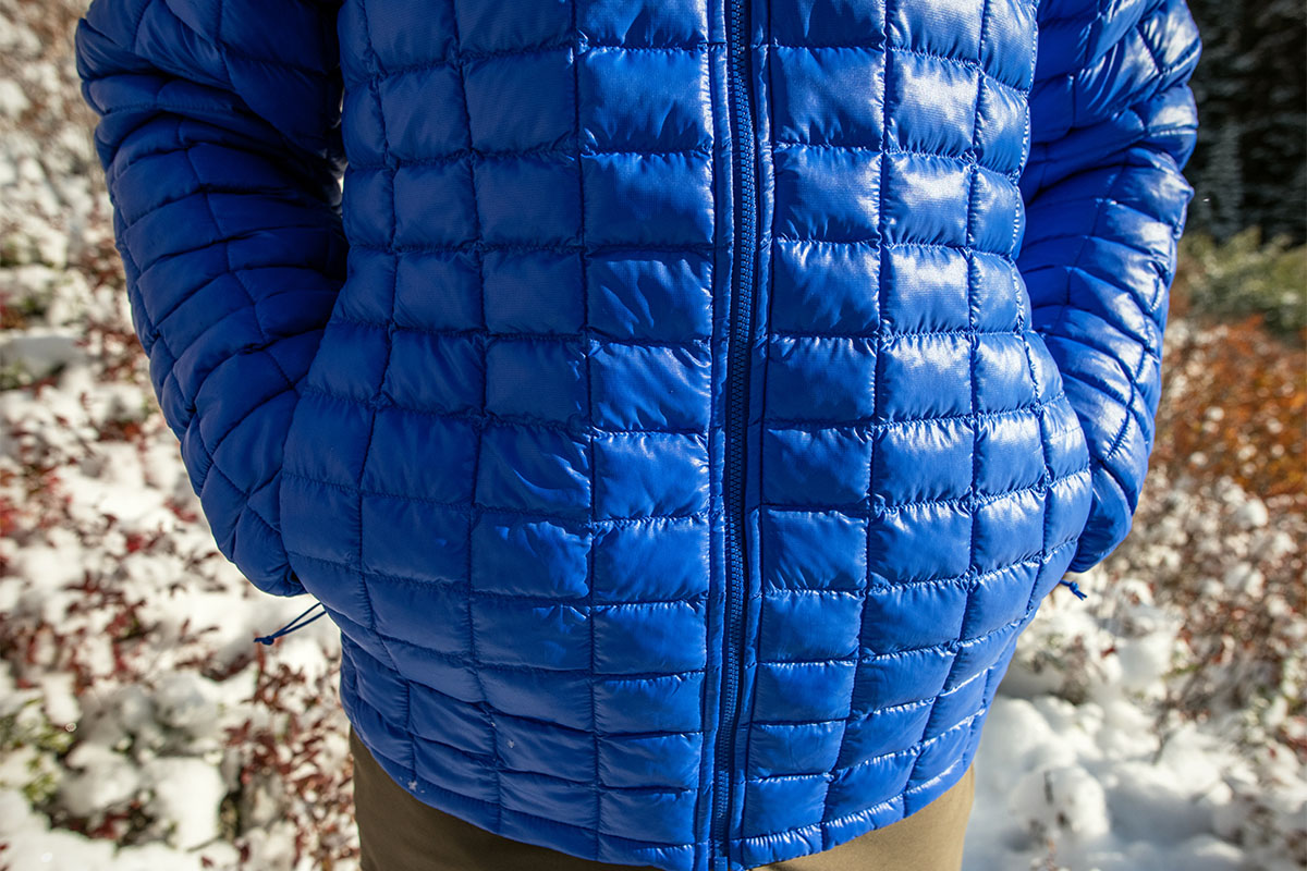 The North Face ThermoBall Eco (insulation)