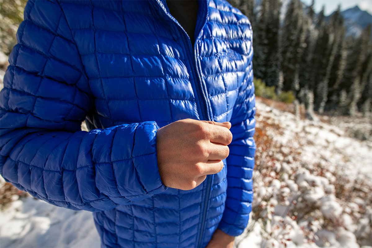 The North Face ThermoBall Eco (main zip)