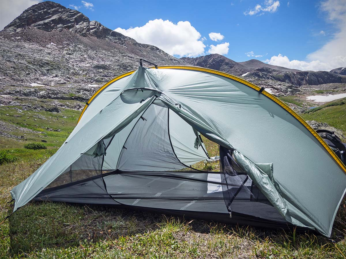 Tarptent Double Rainbow (hybrid single-wall)