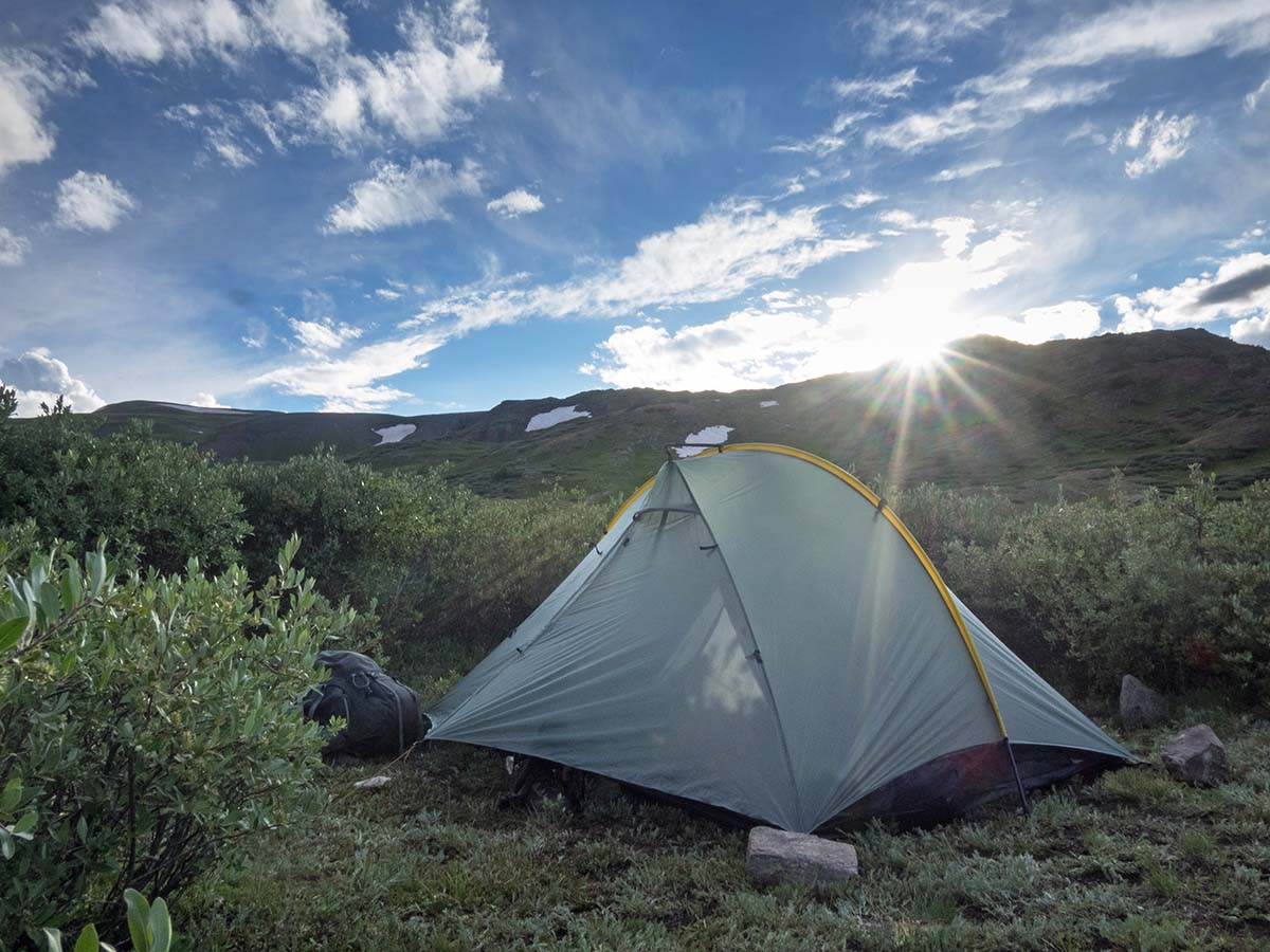 Tarptent Double Rainbow (sunshine)