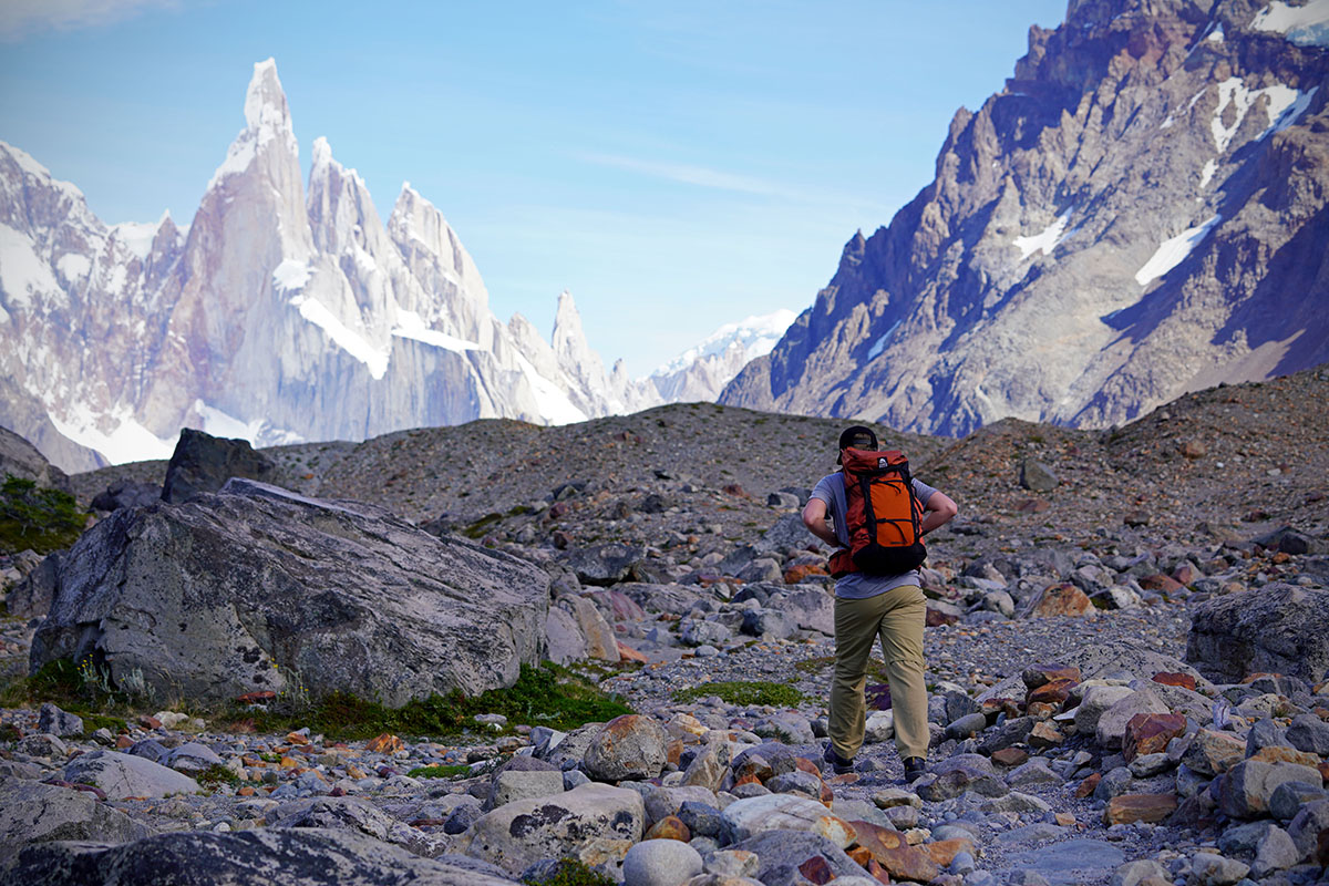 The North Face Hedgehog Fastpack GTX (Cerro Torre 3)