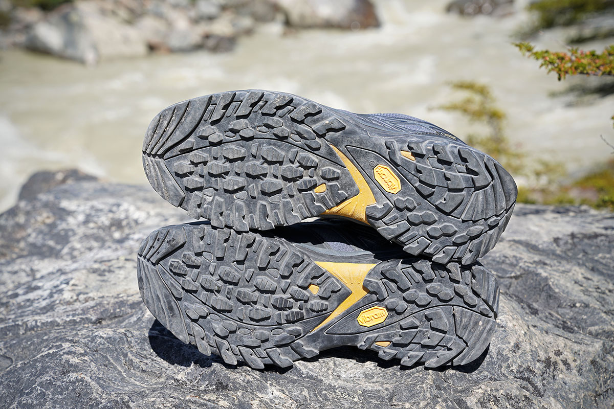 The North Face Hedgehog Fastpack GTX (traction)