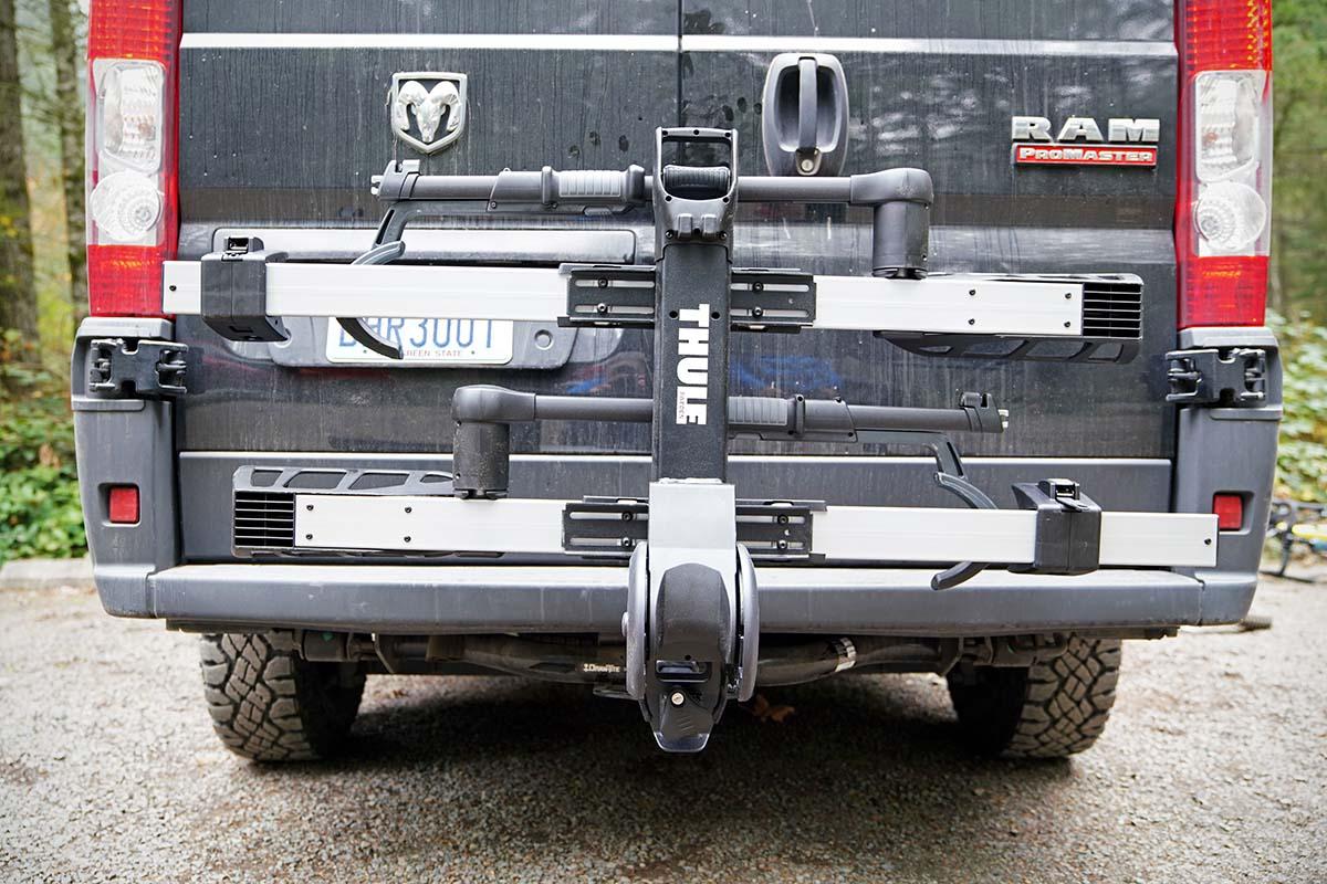 Thule T2 Pro (montado en bastidor)