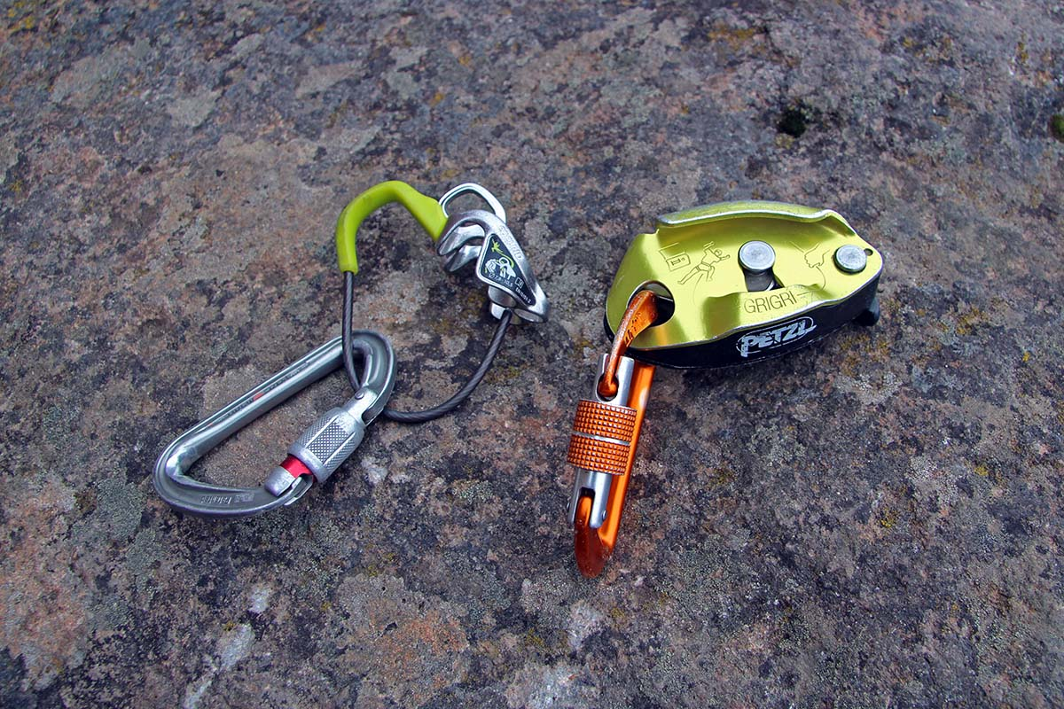 Belay Devices (assisted-braking)