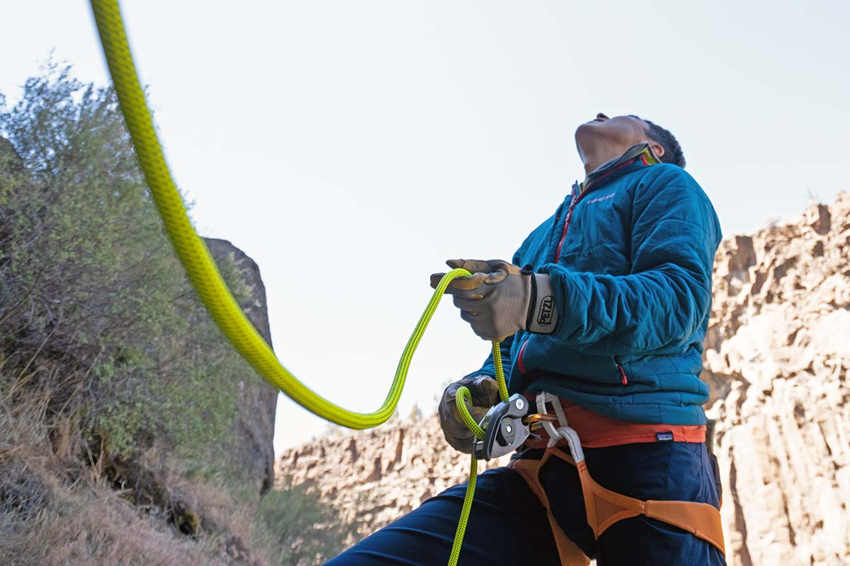 Belay Devices (lead belaying)