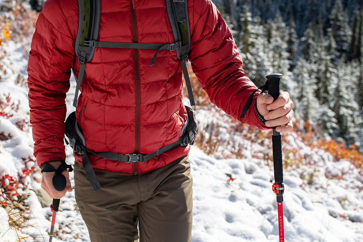 REI Co-op 650 Down Jacket 2.0 (hiking)