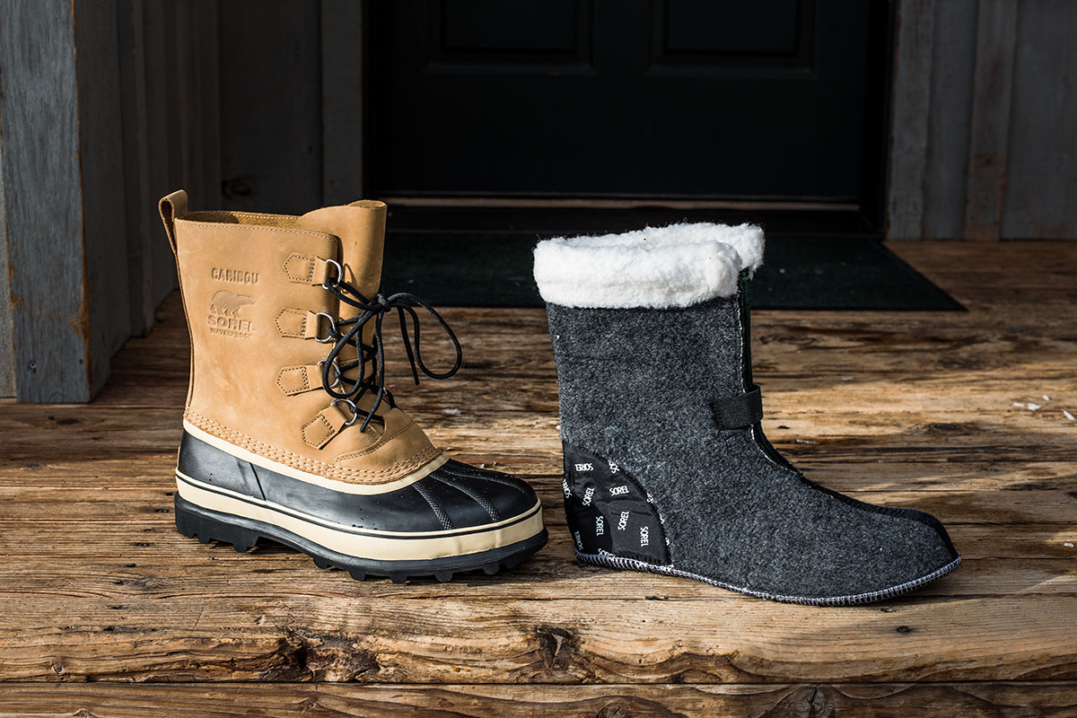 Winter boots (separate liner)
