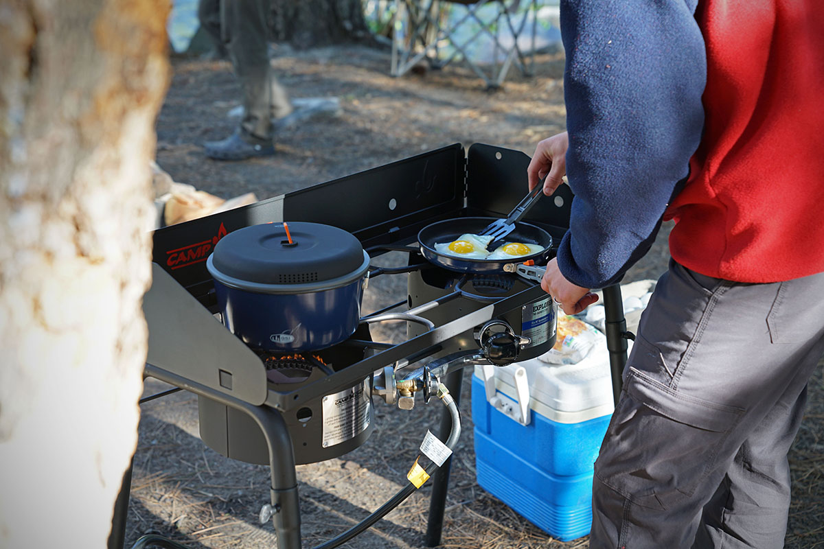 Camping stoves (wind screen)