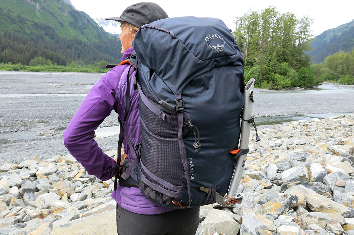 Backpacking packs (outer storage)