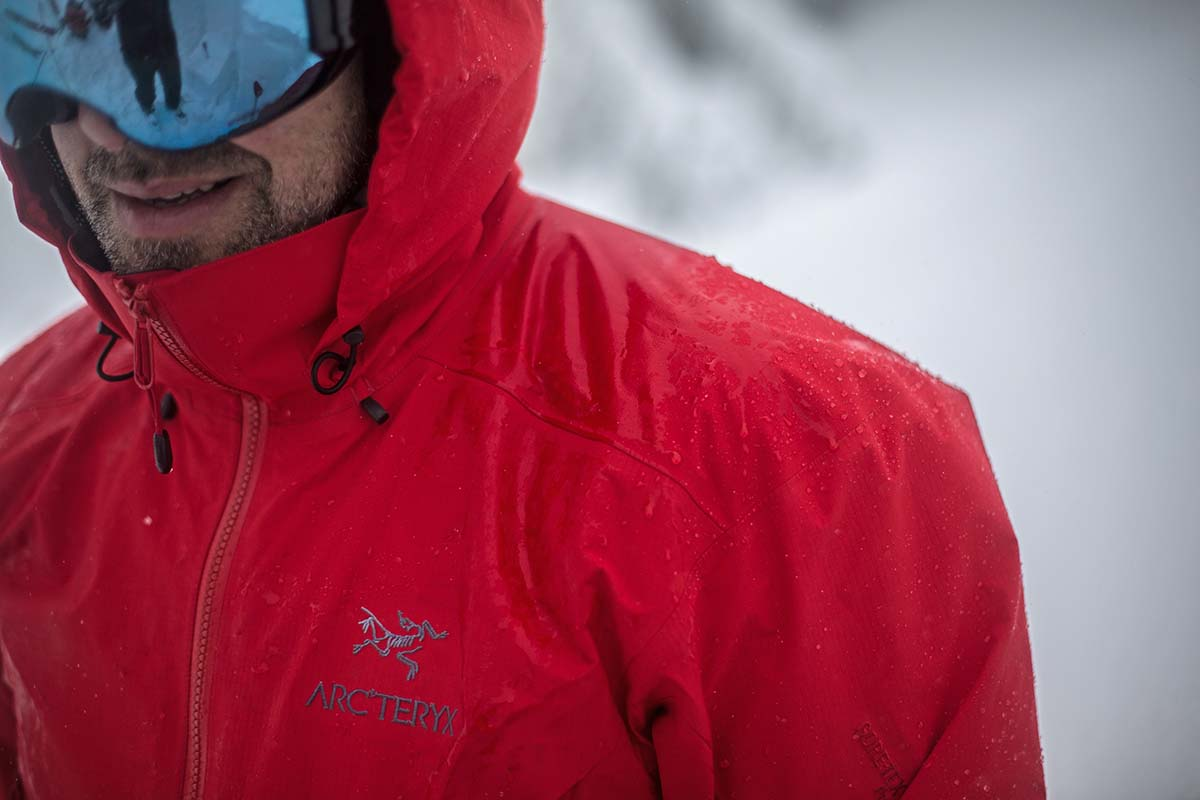 Layering for Backcountry Skiing (hardshell 2)