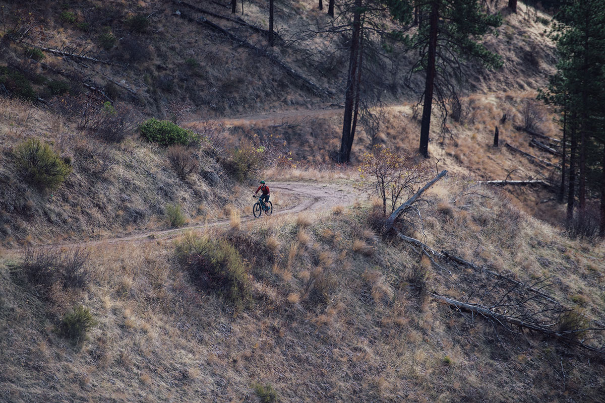 Cannondale Habit (far shot)