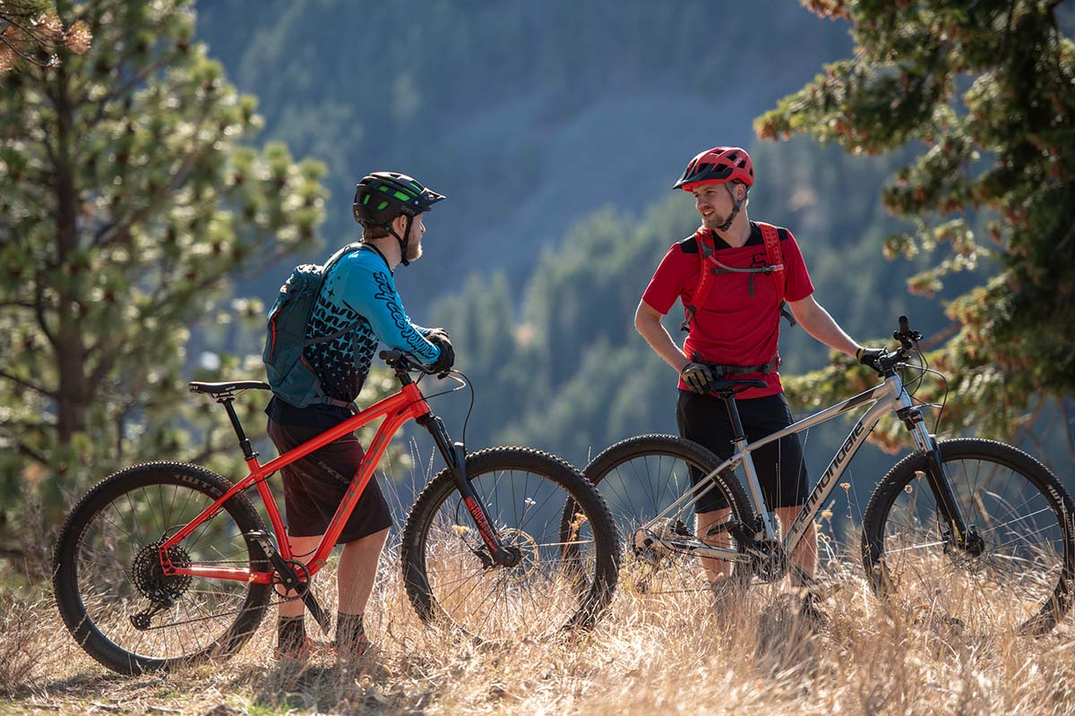 Top Mountain Biking Brands (Salsa %26 Cannondale)