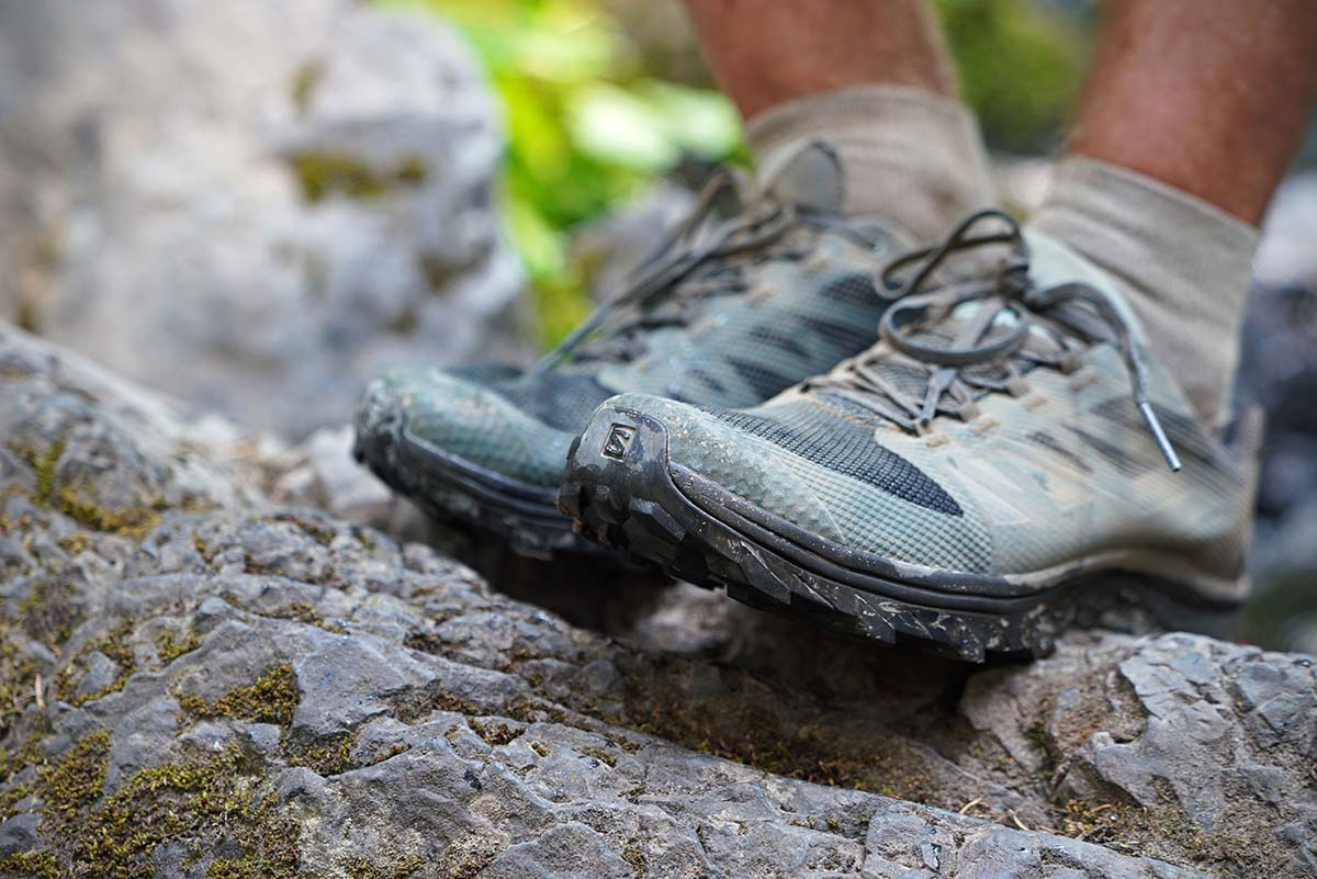 Trail Runners vs. Hiking Shoes (Salomon OUTline)