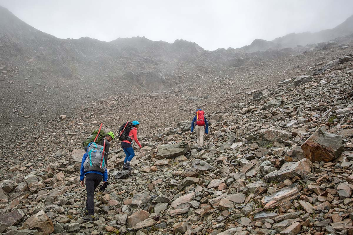 Ball Pass Crossing (talus)