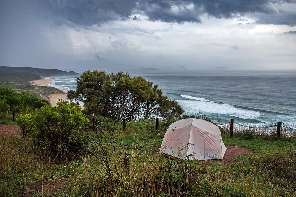 Great Ocean Walk (coastal campsite)