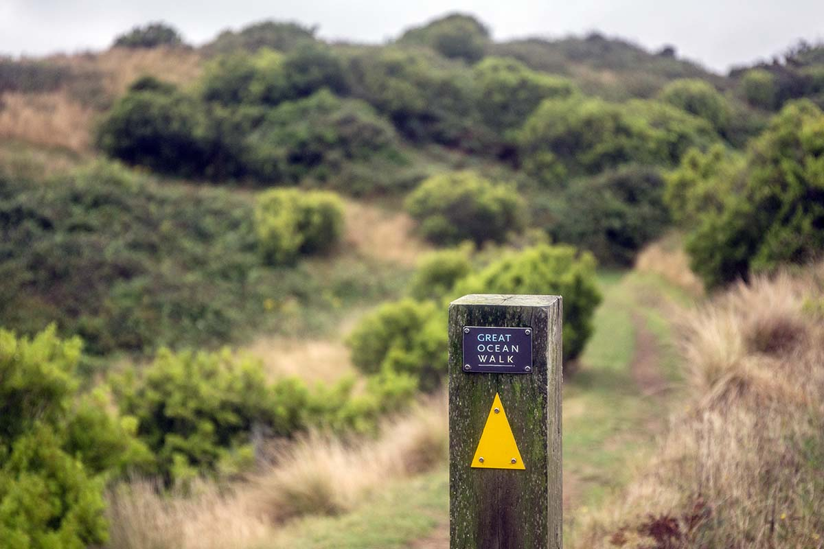 Great Ocean Walk (signpost)