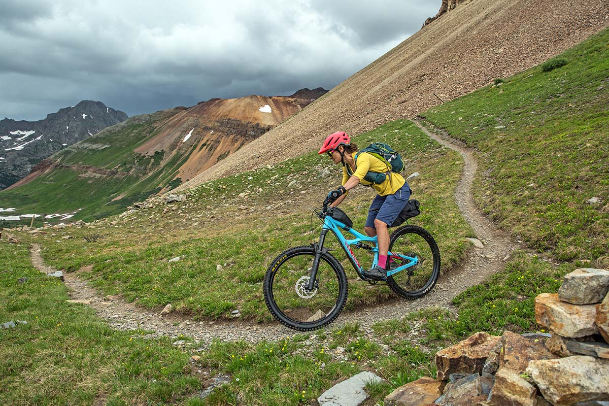 Bikepacking in Colorado's San Juan Mountains (turn)