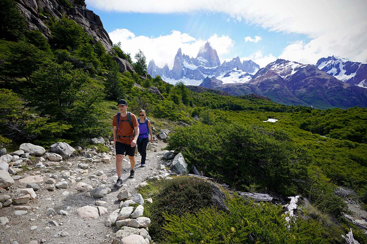 Hiking El Chaltén (hiking 3)