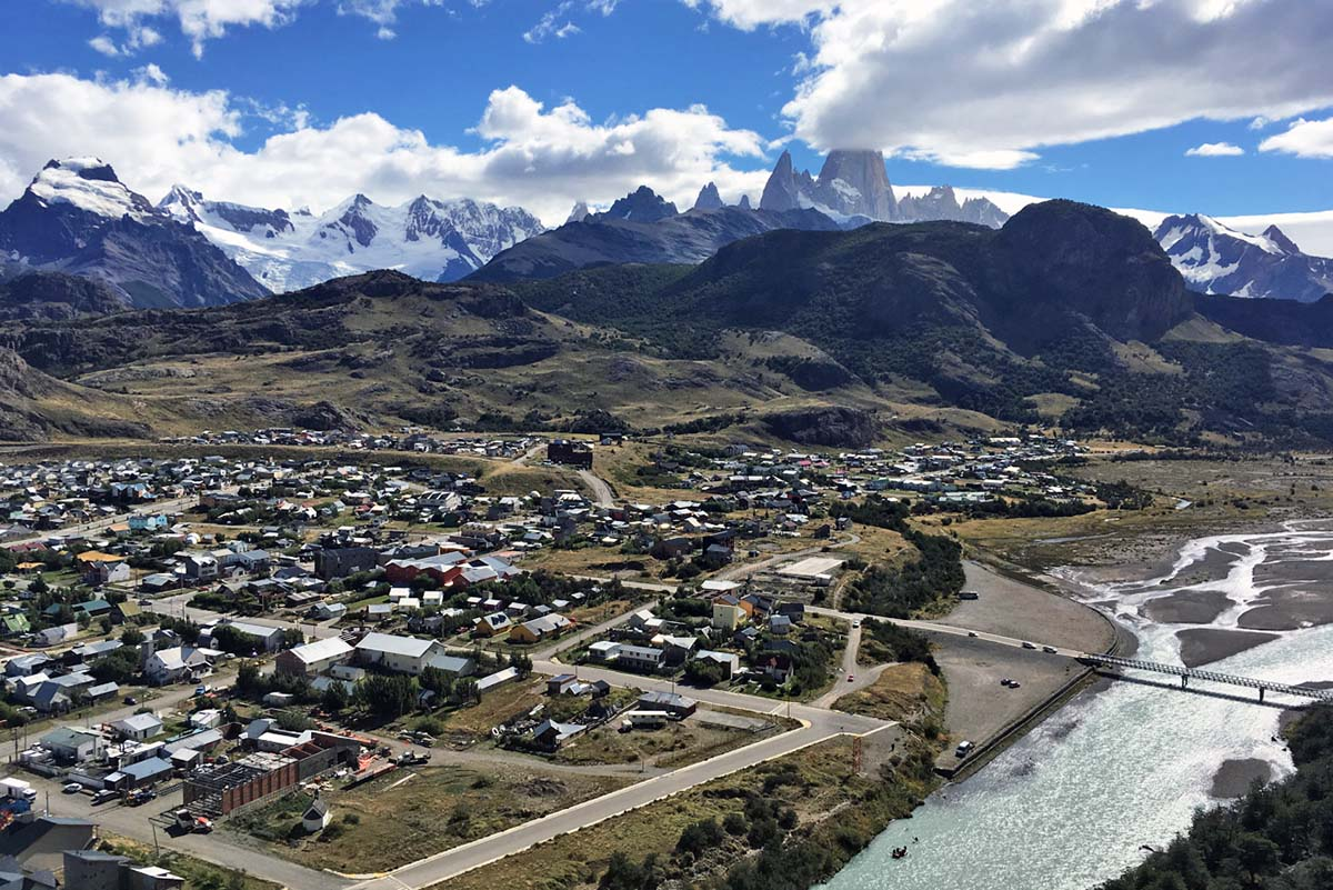 Hiking El Chaltén (town)