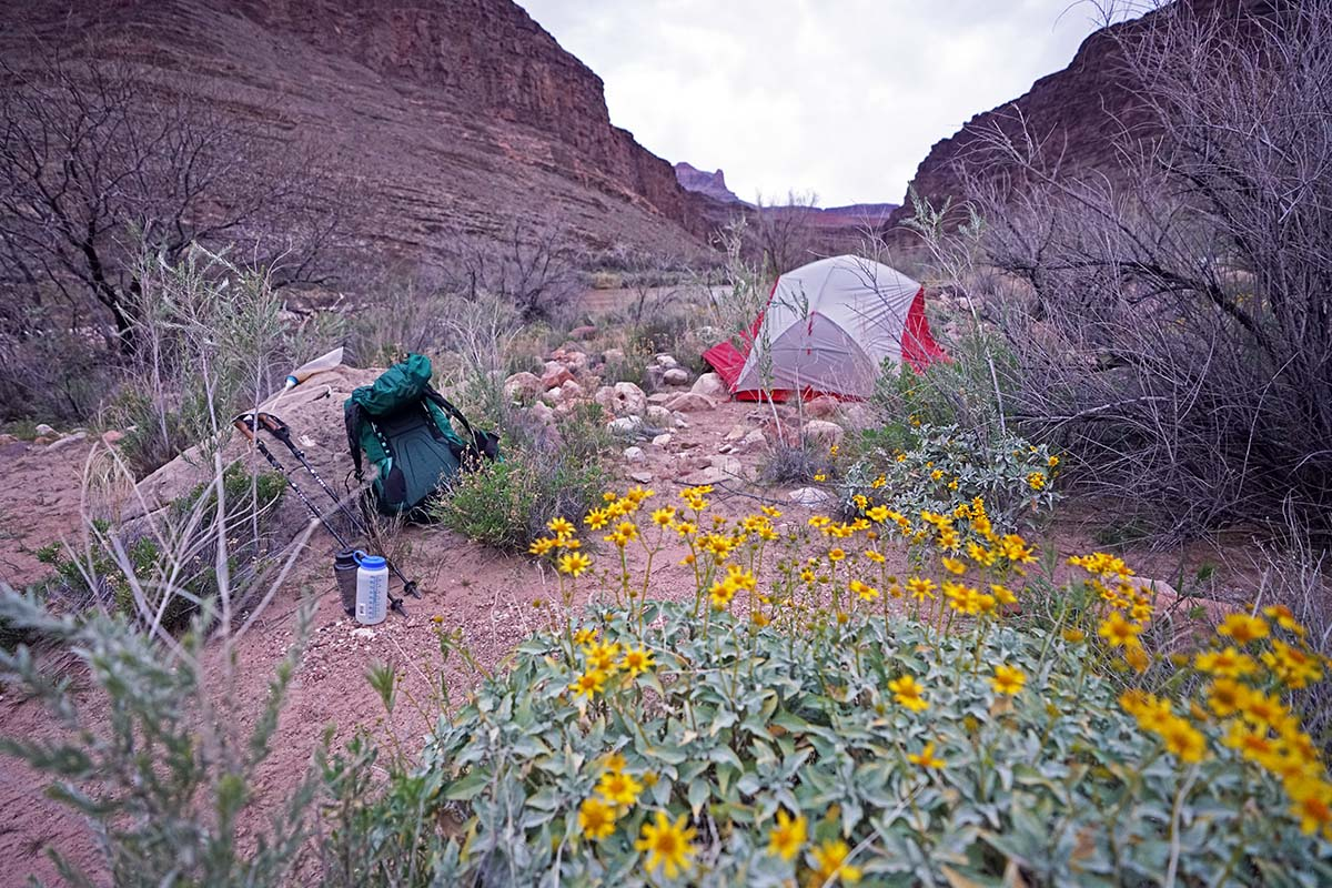 Escalante Route (at-large camping 2)