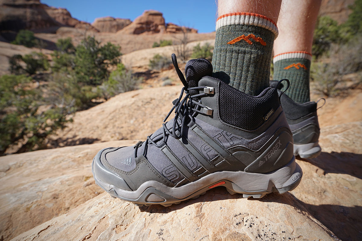 Adidas Terrex Swift R Mid (Arches NP)