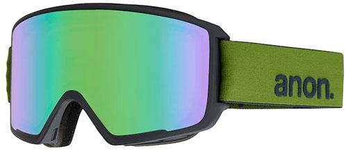832b12cd1e3f Best Interchangeable-Lens System. 2. Anon M3 MFI Goggle ( 260- 270). Anon  M3 MFI ski ...