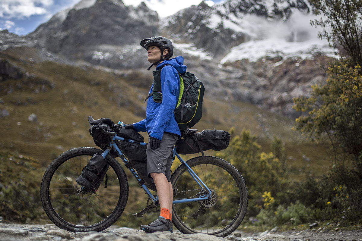 Arc'teryx Alpha FL jacket (bike)
