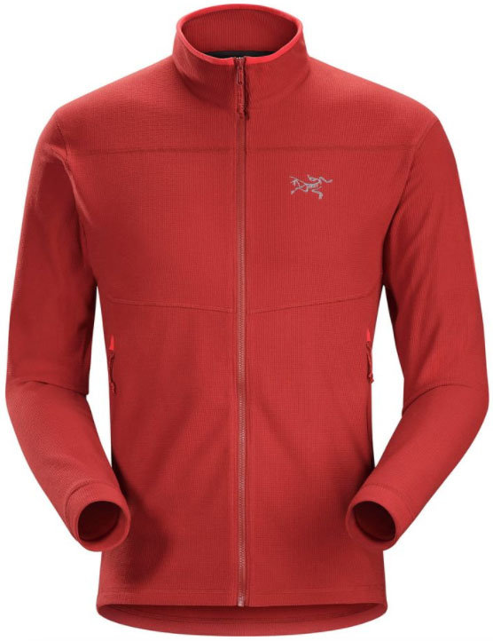 Arc'teryx Delta LT fleece jacket