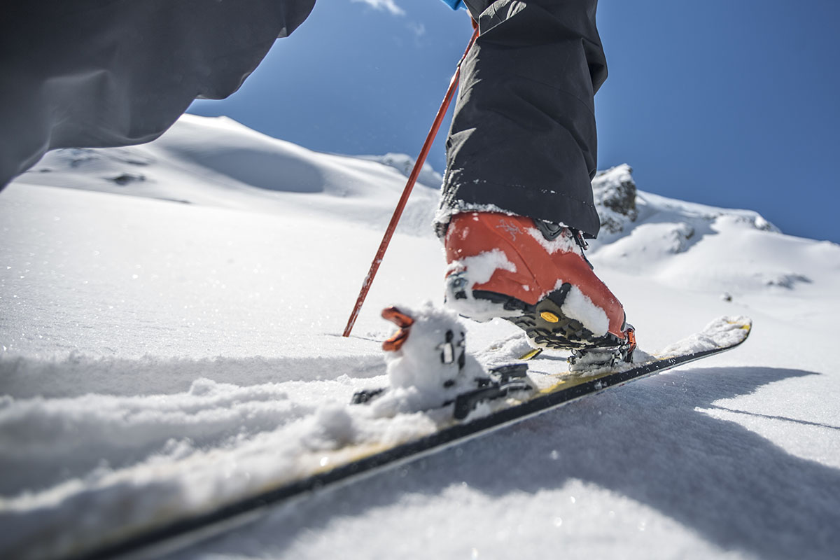 Review: Arc'teryx Procline Carbon Support | Switchback Travel
