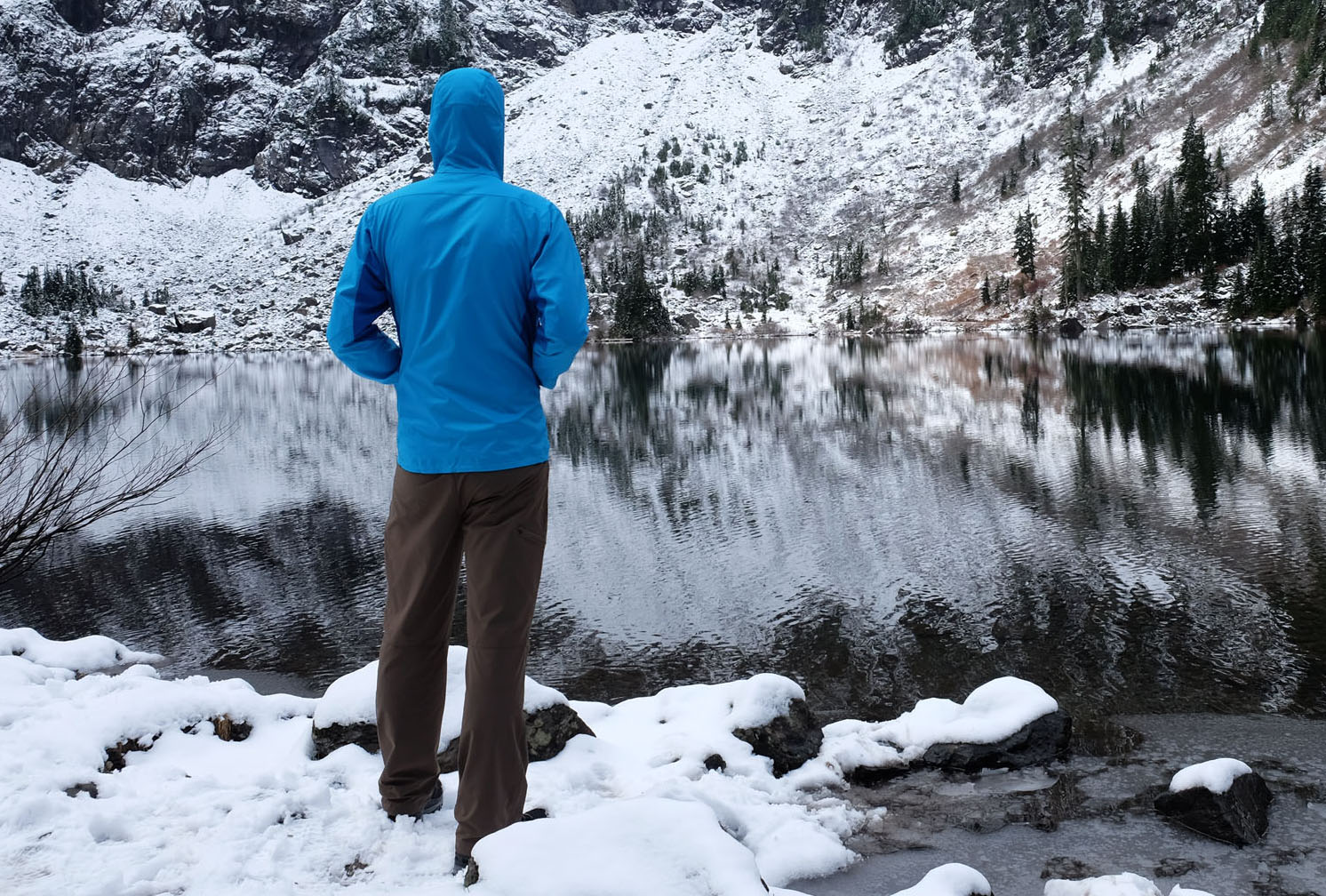 Arc'teryx Tenquille lake