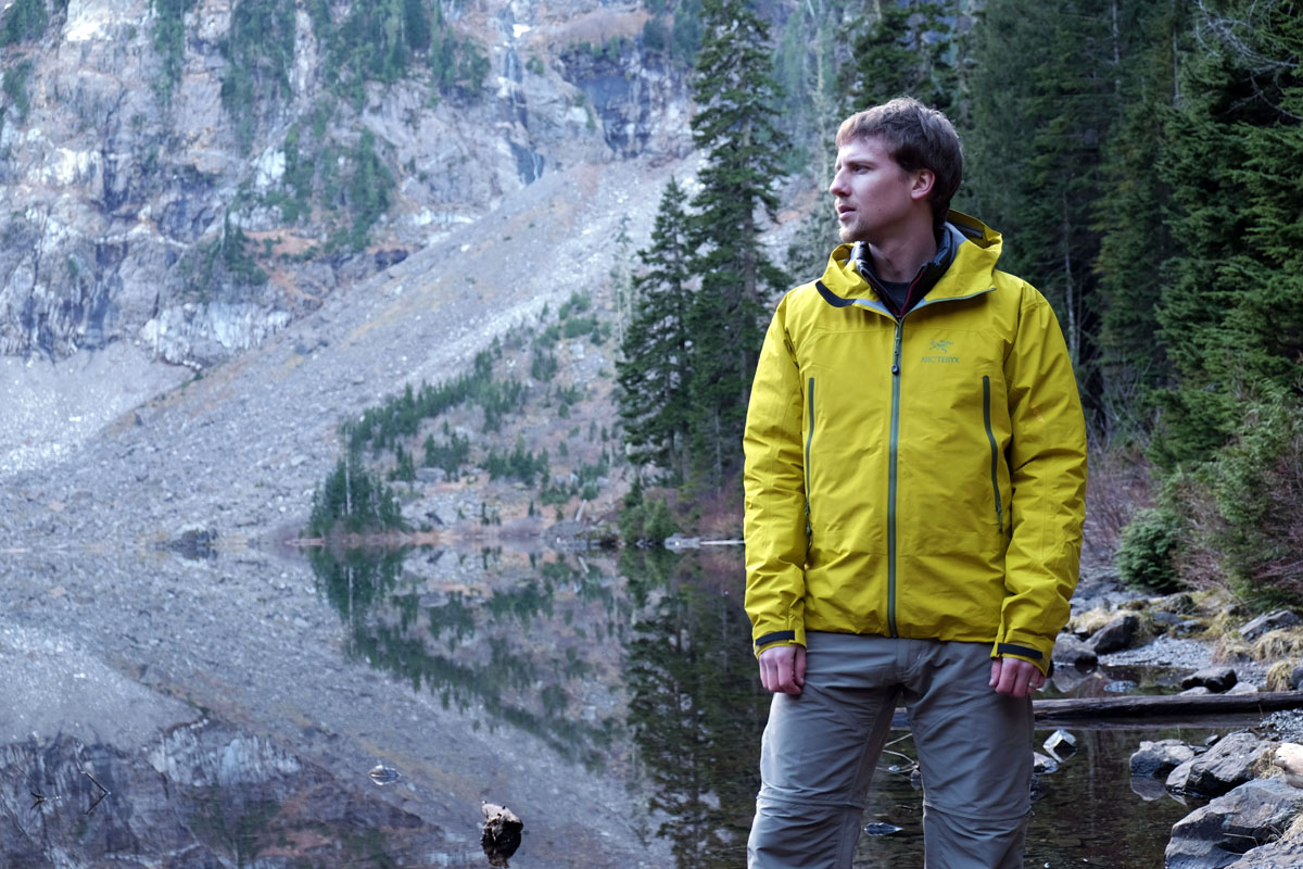 Arc'teryx Zeta LT Jacket lake