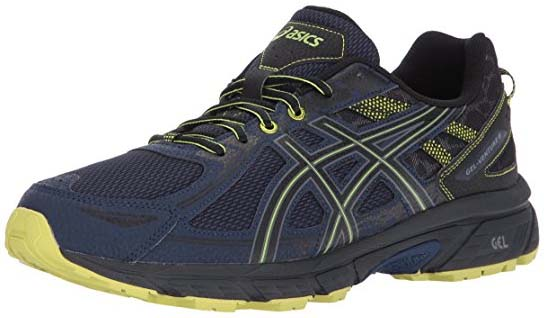 Asics Gel-Venture 6 trail-running shoes