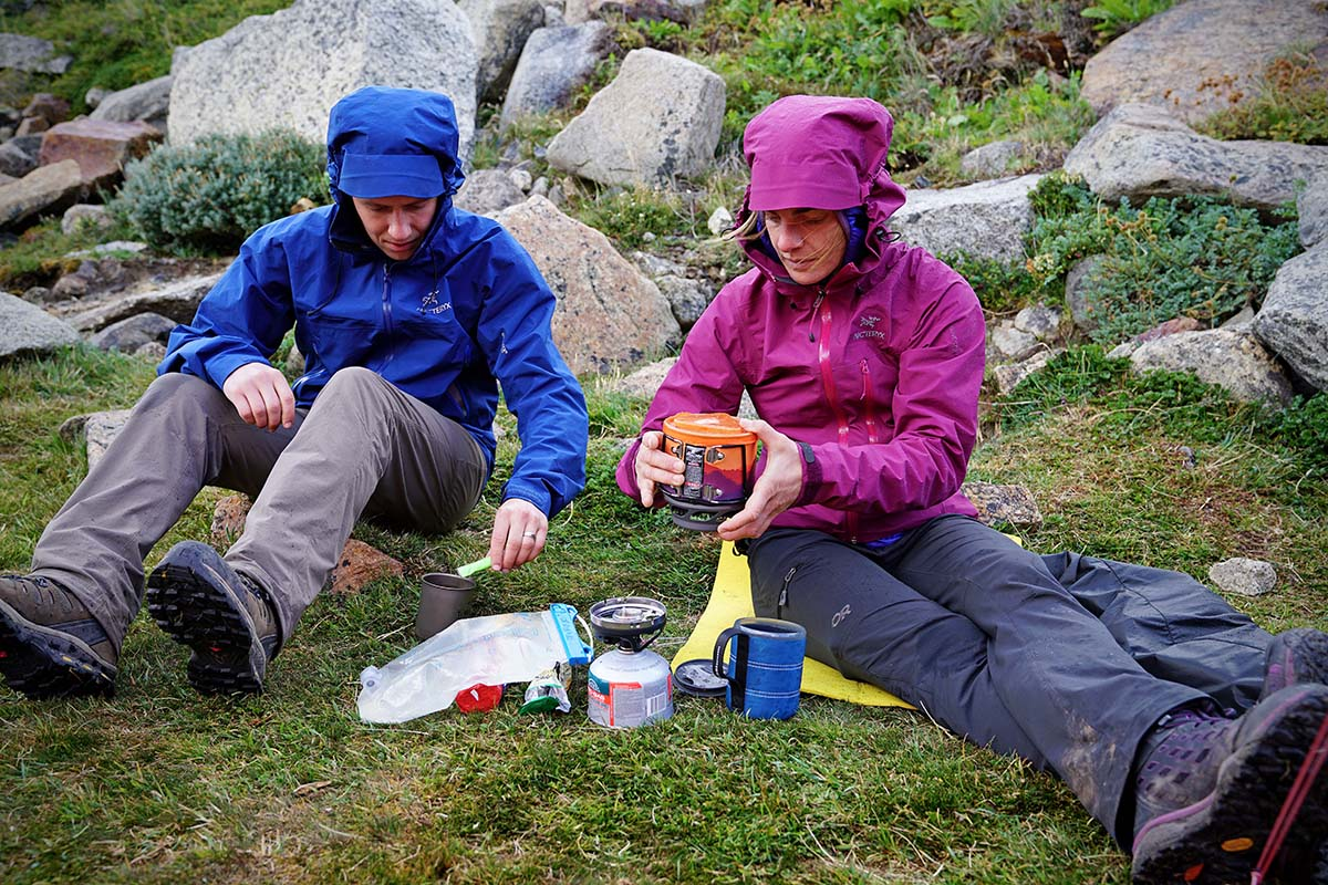 Backpacking Checklist (stove)