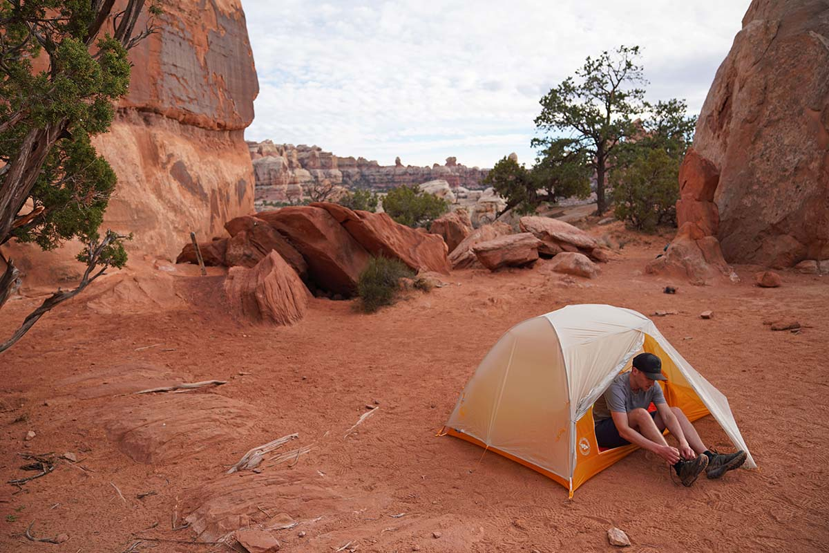 Big Agnes Tiger Wall (backpacker)