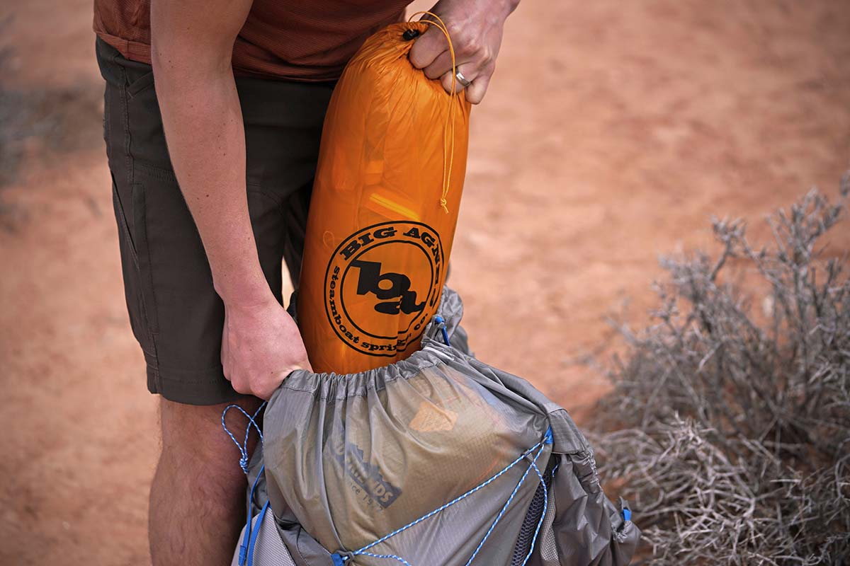 Big Agnes Tiger Wall (pack)