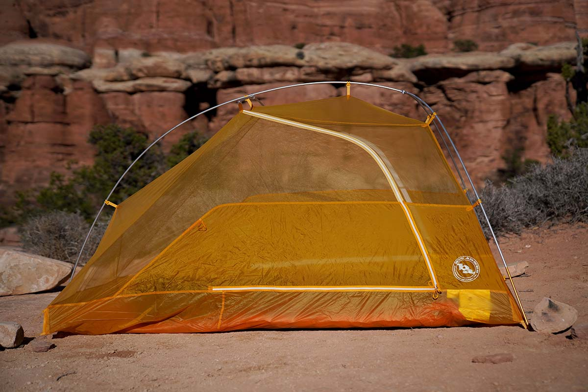 Big Agnes Tiger Wall (side profile)