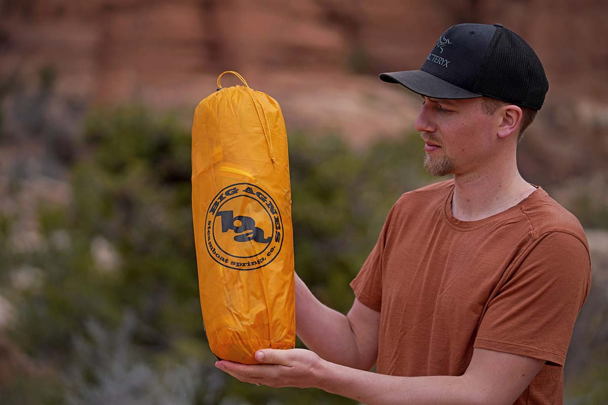 Big Agnes Tiger Wall (stuff sack)
