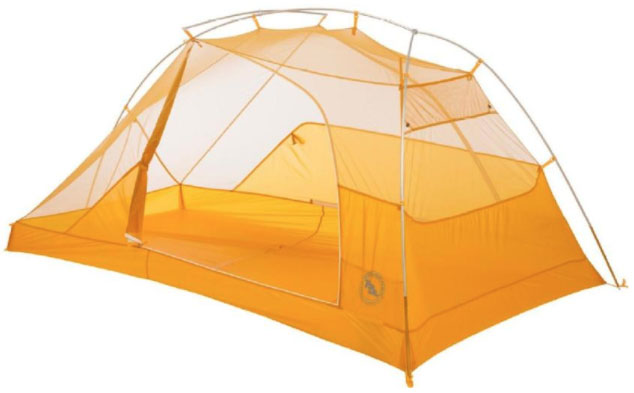 Big Agnes Tiger Wall UL2 backpacking tent