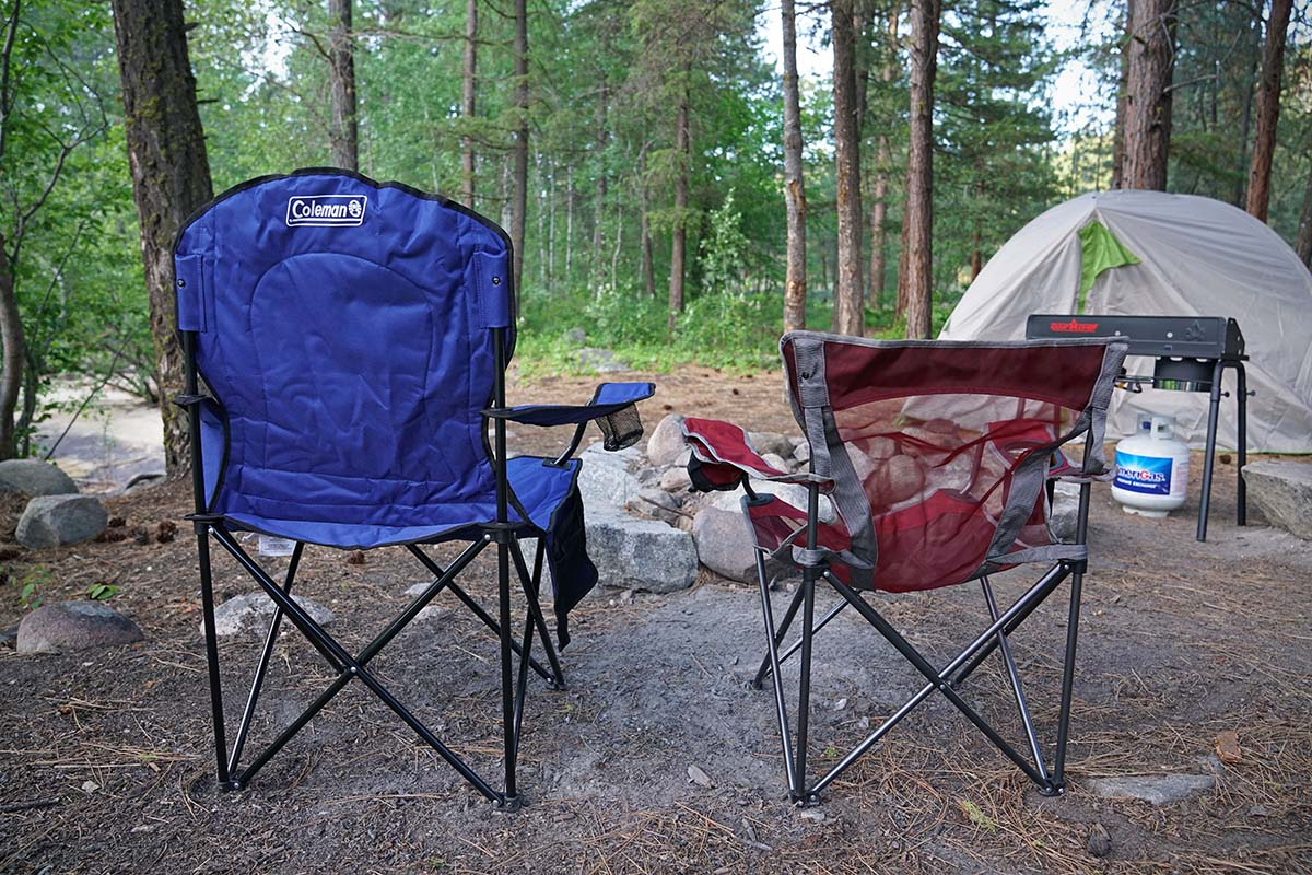 Pleasing Best Camping Chairs Of 2019 Switchback Travel Evergreenethics Interior Chair Design Evergreenethicsorg