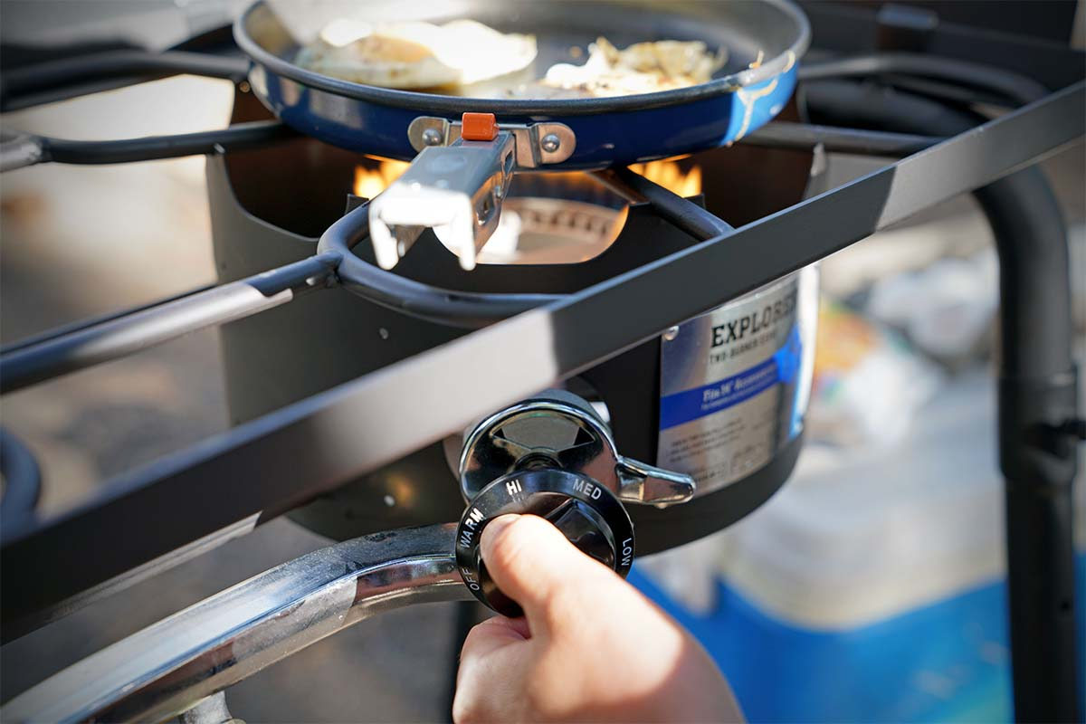 Well Made Stoves Offer Precise Flame Control