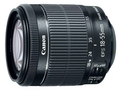 Canon 18-55mm STM