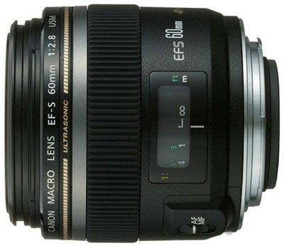 Canon 60mm f2.8 macro lens