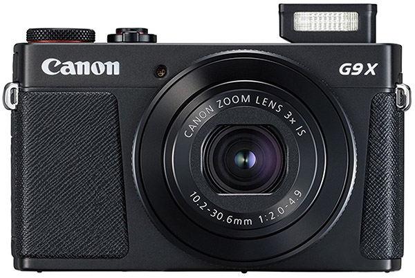 Canon G9X Mark II camera