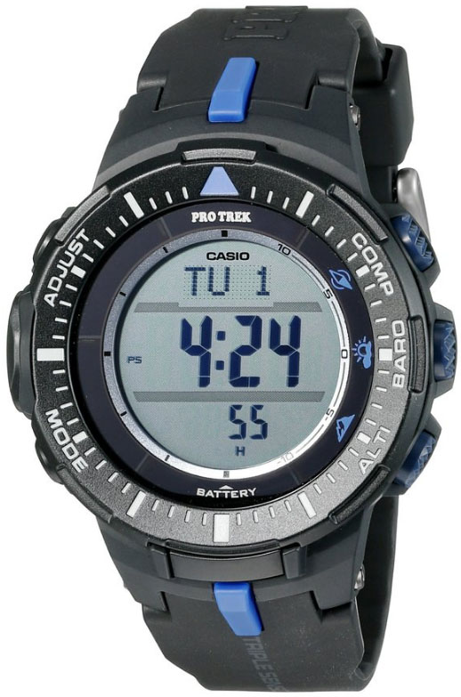 Casio PRG-300-1A2CR Pro Trek altimeter watch