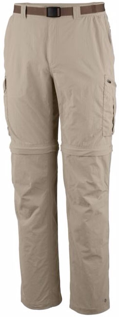 Columbia Silver Ridge Convertible pants (2017)