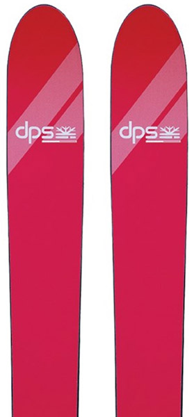 DPS Skis Lotus 124 Alchemist backcountry skis
