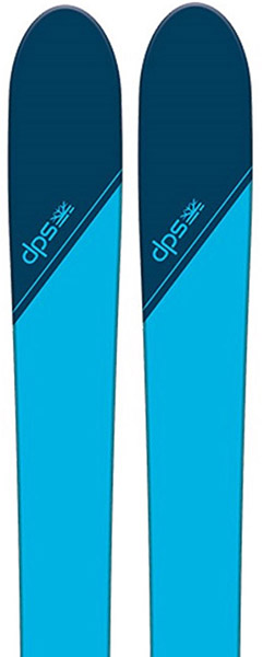 DPS Skis Wailer 106 Tour1 2018 skis