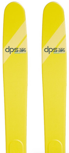 DPS Skis Wailer 112 Alchemist 2018 skis